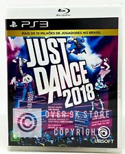 Just Dance 2018 - PS3 - Brand New | Region Free | Portuguese Cover