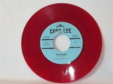 "Universals - He's So Right 7"" NM- REISSUE of RARE Doowop on Cora-Lee"