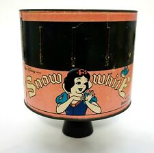 Disney vintage SNOW WHITE Spin and See Magic Movies (zoetrope)