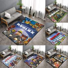 ROBLOX Fluffy Rug Anti-Skid Shaggy Area Rug Living Room Carpet Floor Mat Bedroom
