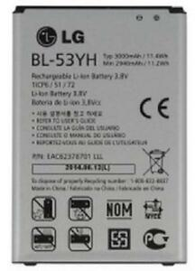 New OEM Original LG BL-53YH Genuine Battery for LG G3 VS985 D850 D851 D852 LS990