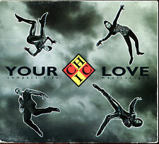 CHIC - YOUR LOVE - USA CD MAXI DIGIPACK