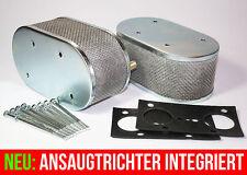 Luftfilter Filter Porsche 356 912, Käfer Vergaser - Weber 40IDF Doppelvergaser