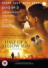 Half Of A Yellow Sun Dvd Chiwetel Ejiofor Brand New & Factory Sealed