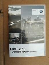 DVD di aggiornamento navigatore Europe high 2015 -ORIGINALE- BMW (modelli sotto)