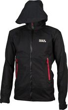 Race Face Chute Waterproof Rain Jacket: Black Small