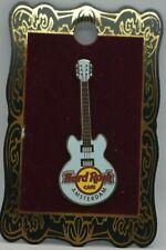 "Hard Rock Cafe -Vintage HRC Amsterdam ""Core"" Guitar Pin"