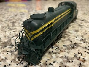 CNJ Central Railroad Of New Jersey Jersey Central Alco RSD-4/5 #1607 HO Scale