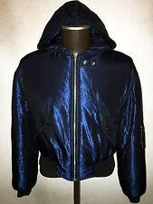 Vintage Bomber Jacket '80s Jean-Paul Gaultier Junior Homme M 48 Giubbotto Gay