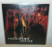 DEATH SS - THE CRIMSON SHRINE - NUMBERED - 7""