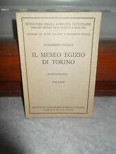 """A. ROCCATI """"IL MUSEO EGIZIO DI TORINO"""" IST. POLIGRAFICO DI STATO MCMLXXIV"""