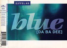 Eiffel 65: Blue (Da Ba Dee)/CD