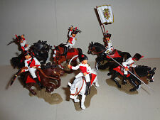 SPANISH CAVALRY ARGENTINA DSG SouthAmerica War Soldiers set Britains mounted