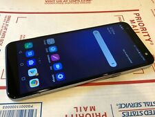 LG K40 - LMX420QM6 - 32GB - Gray (Spectrum) Smartphone - Great Cond - Works