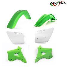 Acerbis 0007553.553.095 kit de plástico para Kawasaki KX 125/250