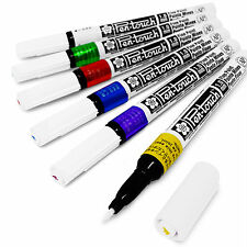Sakura - Pen-Touch Fine Permanent Deco Markers - 1.0mm - Wallet of 6