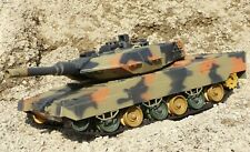 RC PANZER Leopard II Germany in 1:24 mit GEFECHT-SCHUSS-FUNKTION            3809