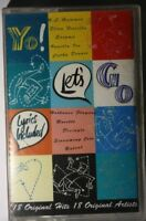 YO! Let's GO  18 Original Hits 18 Original Artists Cassette EMI TC-AL-796503