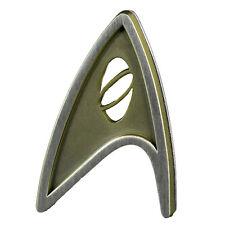 Metall Abzeichen Starfleet Division Badge - Science Spock - Star Trek Beyond