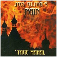 JON OLIVA`S PAIN-Jon Oliva?S Pain-Tage Mahal  (UK IMPORT)  CD NEW