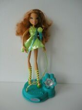 Mattel WINX pop / Poupée / Doll - Flora - Singsational - DUTCH / NL