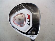 "NICE TAYLORMADE R11 15.5* 3 WOOD FUJIKURA BLUR REGULAR GRAPHITE 44"" MENS RH"