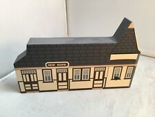 Cat's Meow - Station House - New Hope/Ivyland Railroad - Pa - 1992 - Mint- Z1321