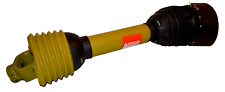PTO Shaft telescoping with CV wide angle joint Size 8 x 1000 mm ( stock damage)