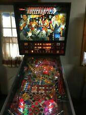 Williams Rollergames Pinball