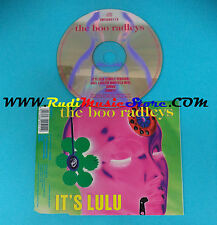CD Singolo The Boo Radleys It's Lulu  CRESCD211X UK 1995 no mc lp vhs dvd(S22)