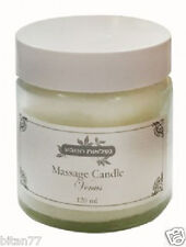 Massage Candle Relaxing Massage Oil Shea & Cocoa Butters Vanilla Lavender Patcho
