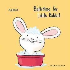 Bathtime for Little Rabbit,Jörg Mühle,Excellent Book mon0000124319
