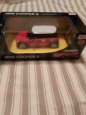 Rastar RC MINI COOPER S Radio Remote Control Cars Controlled Model Car 1 24 New