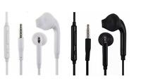 3.5mm Jack Wired Headset Earphone In-Ear Headphone Earbud Mic For Samsung phone