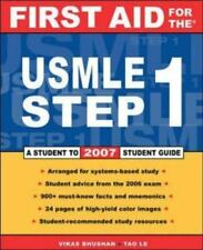 First Aid for the USMLE Step 1: 2007 17th Edition