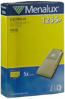Menalux by Electrolux 1255P Paper Dust Bags Pack of 5