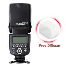 YONGNUO YN-560 IV Wrieless Flash Speedlite for Canon Nikon Pentax Olympus RF-605