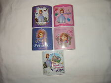 5 Sofia The First   Stickers Party Favors