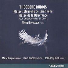 Theodore Dubois: Messe Solennelle De Saint Remi/... CD NEW