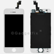 White LCD Screen Display + Touch Screen Digitizer + Frame Assembly for iphone SE