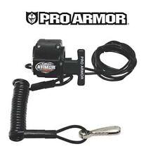 Pro Armor Handlebar Mount Tether Switch Yamaha 4 Wheeler ATV Racing Kill Teather