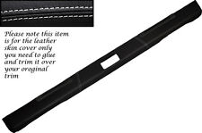 Bianco Stitch si adatta a LAND ROVER DEFENDER 90 110 83-06 Top Copertura Dashboard Dash