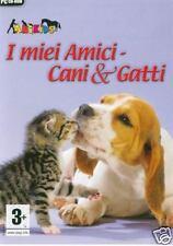 I MIEI AMICI CANI E GATTI PC NUOVO SIGILLATO ITALIANO