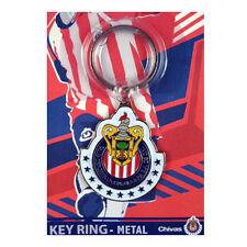 Chivas de Guadalajara Mexico FMF - Official Licensed Zinc Metal Key Chain