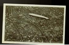 1931 Austria Graf Zeppelin RPPC Cover to Germany