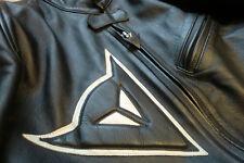 DAINESE Luce Lederkombi Gr. 58 2tlg. Schwarz **Top** leather suit UK48