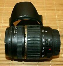 Tamron AF XR DIII 18-200mm f3, 5-6,3 en Canon EF nº. 7273