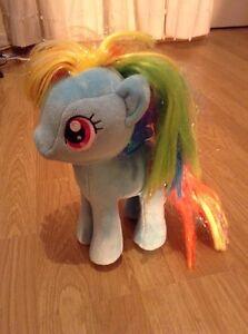 my little pony teddy soft toy