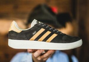 Adidas Munchen Oktoberfest Made in Germany BY9805 Brown Prost Leather Very Rare