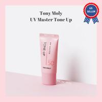 TONY MOLY UV Master Tone Up Sun Cream FACE SPF 50+ PA++++ K BEAUTY US + GIFT